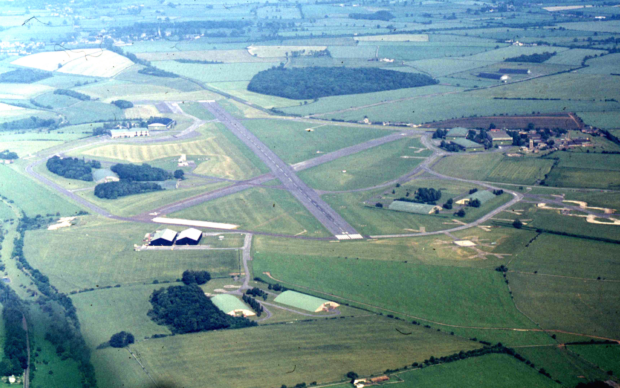 Kemble Cotswold Airfields Of Britain Conservation Trust Uk
