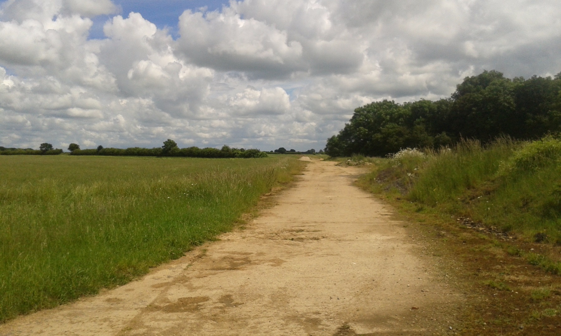 Southrop Airfield perimeter runway.jpg