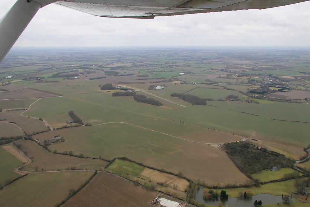 Roman Field Systems on Land West of Rookery Farm, Stow Longa, Cambridgeshire