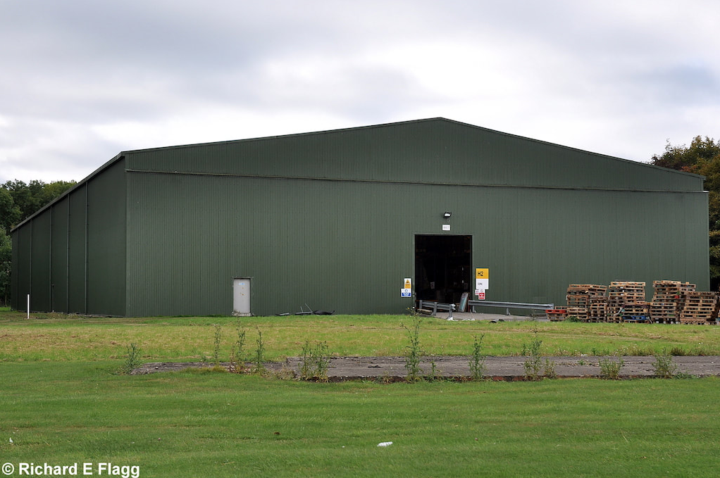 013Hangar : T2 Type Aircraft Shed - 22 September 2009.png