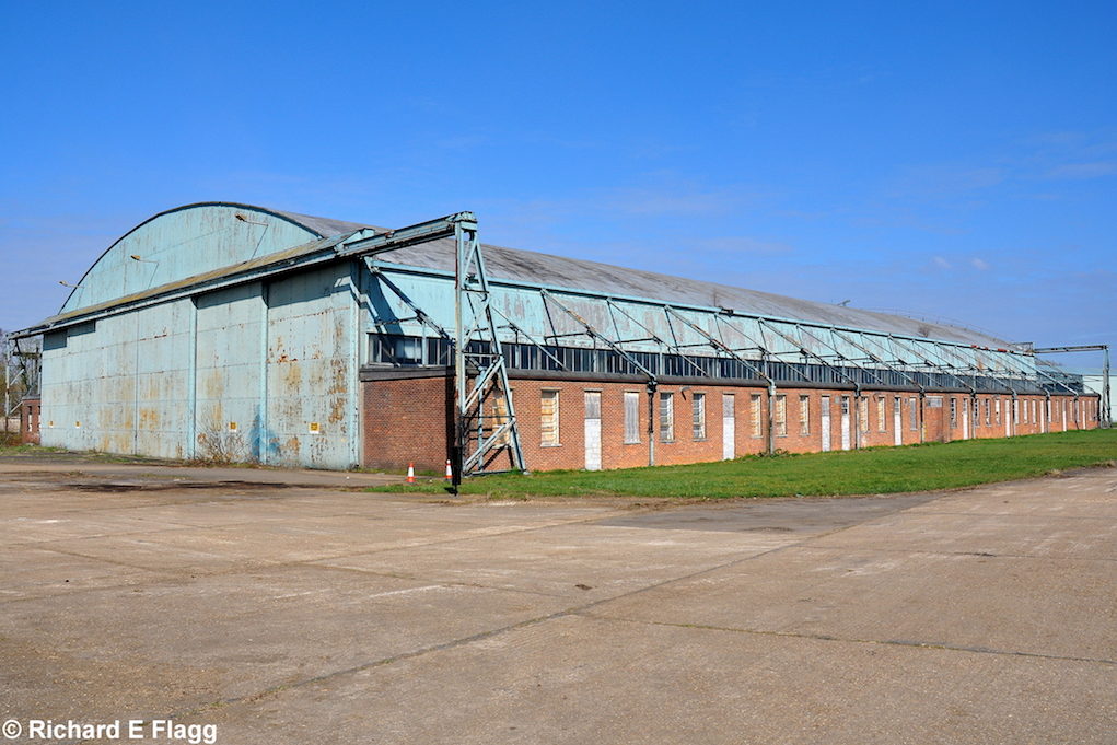 013Hangar : J Type Aircraft Shed - 23 March 2011.png