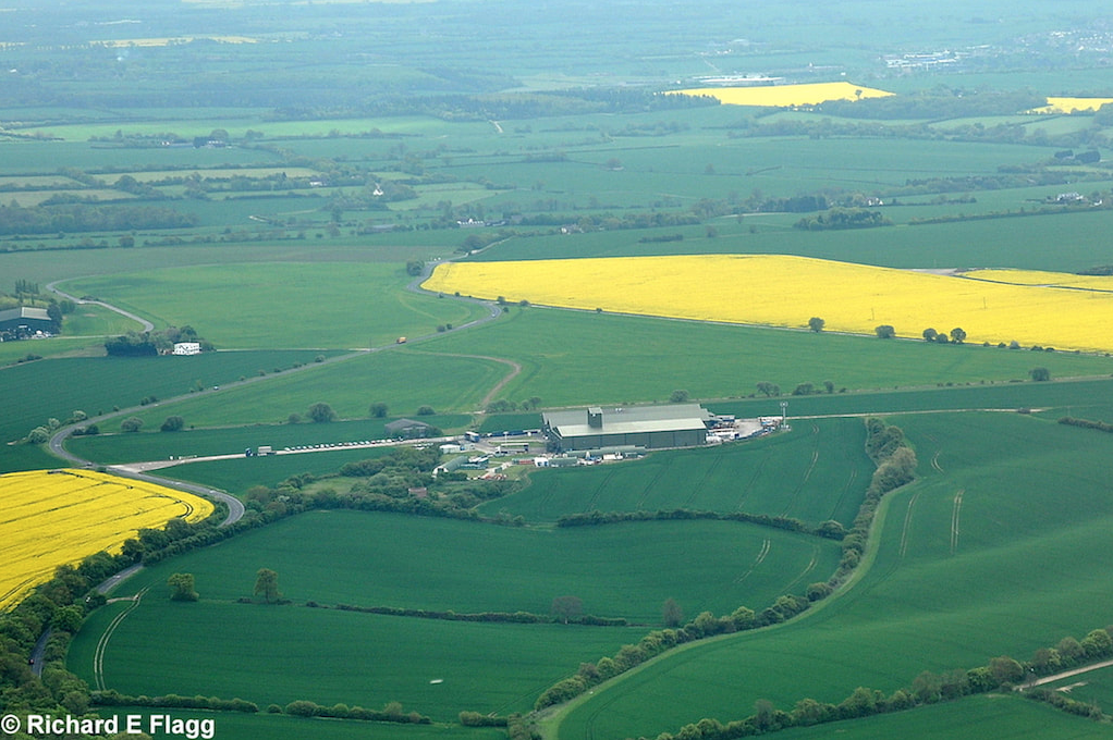 011Aerial View of RAF Little Walden Airfield - 18 May 2010.png