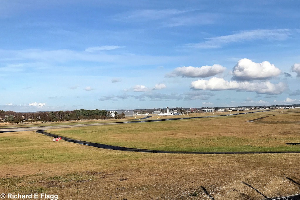 004Looking north east across the airfield from near the Bailey Bridge - 4 February 2017.png