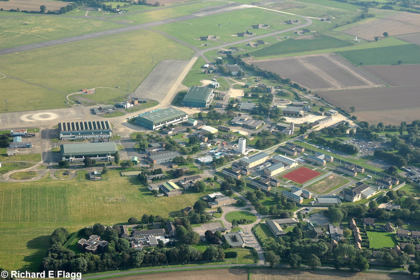 015Aerial View of RAF Coltishall 2 - 1 September 2010.png